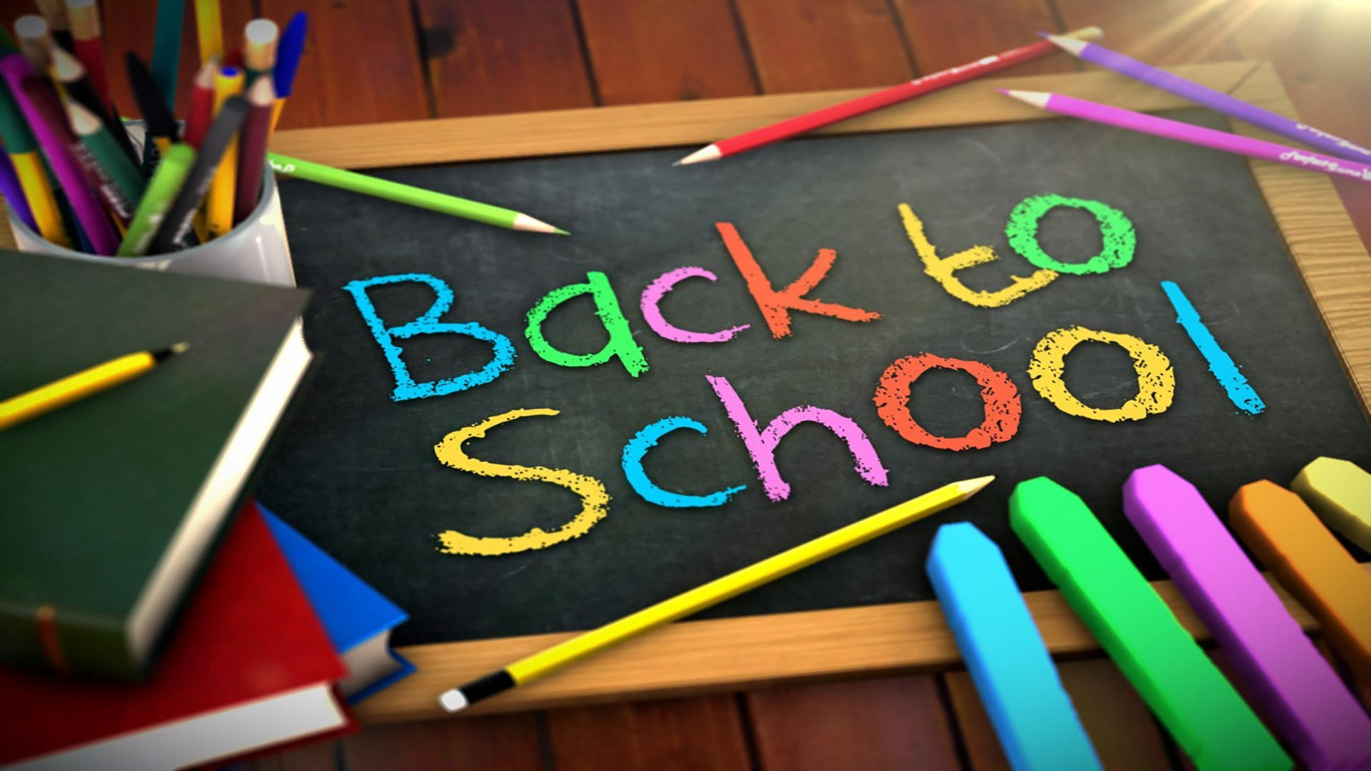How To Get Back in A School Routine After Summer Vacation