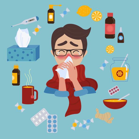 Flu Season Tips & Precautions!