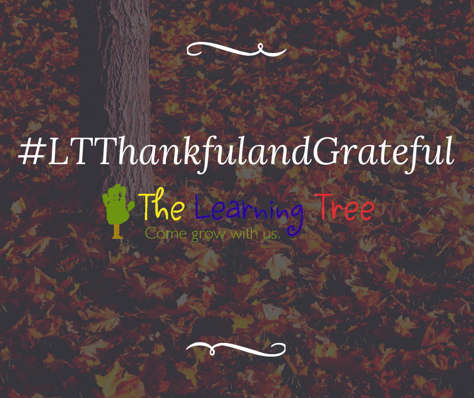 National Gratitude Month!